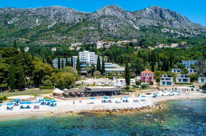 Hotel Astarea I & II, Dubrovnik & ses environs