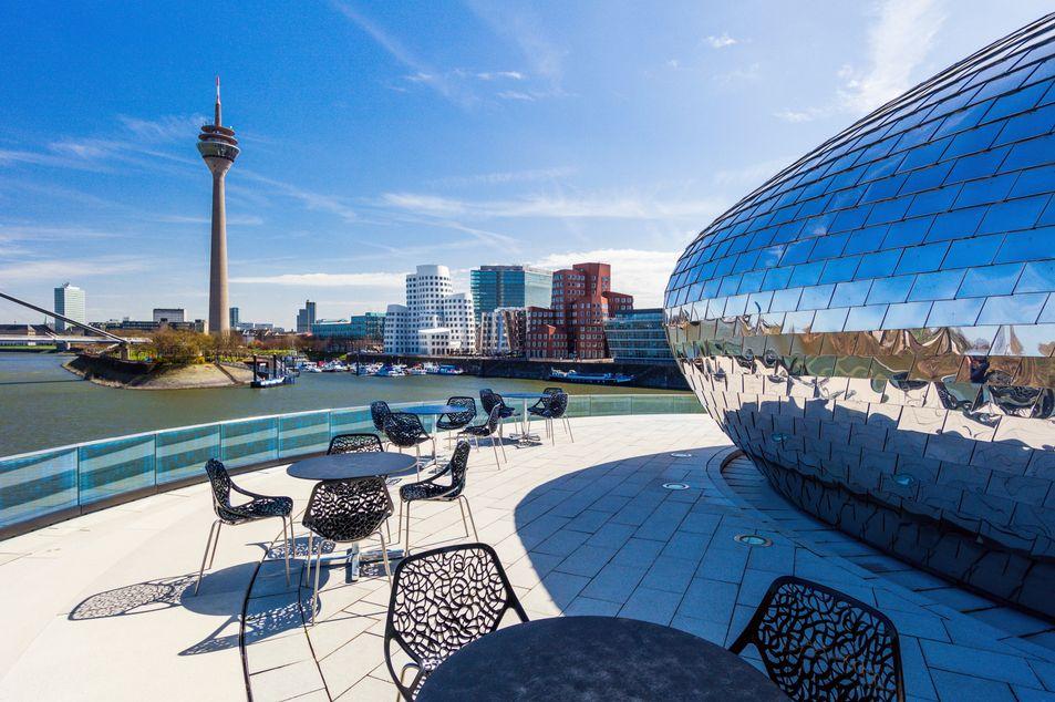 Entspannen in Düsseldorf