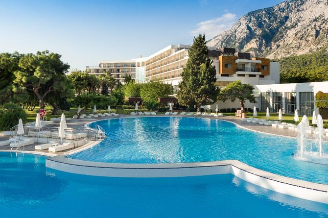 Rixos Beldibi, Antalya & ses environs