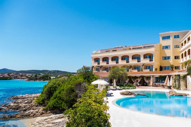 Gabbiano Azzurro Hotel & Suites, Costa Smeralda