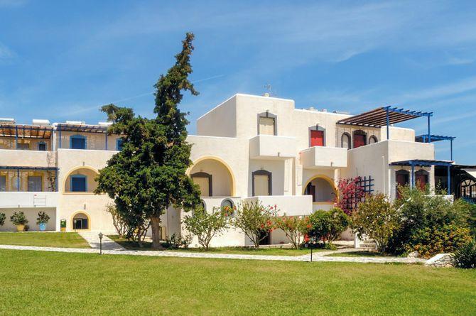 Hôtel Albatross, Paros