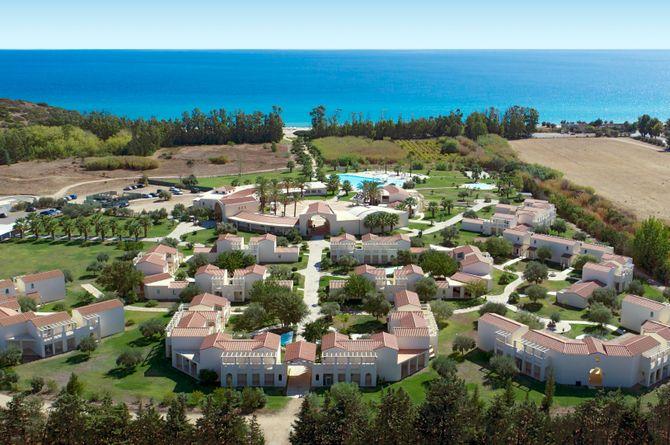 Sea Club Le Spiagge di San Pietro Resort, Südsardinien (Cagliari)
