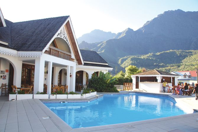 Le Vieux Cep, La Réunion
