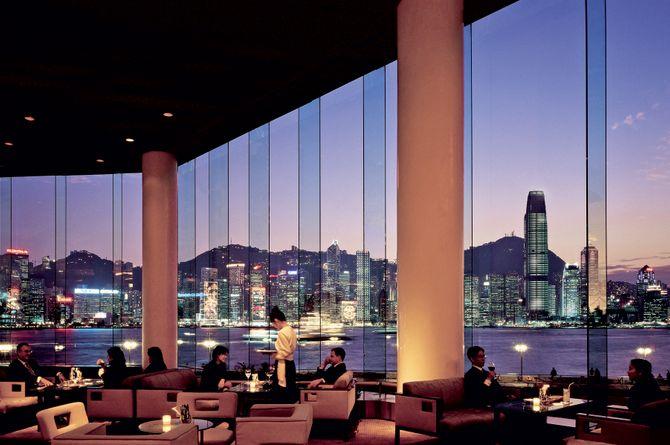 InterContinental Hong Kong, Hongkong