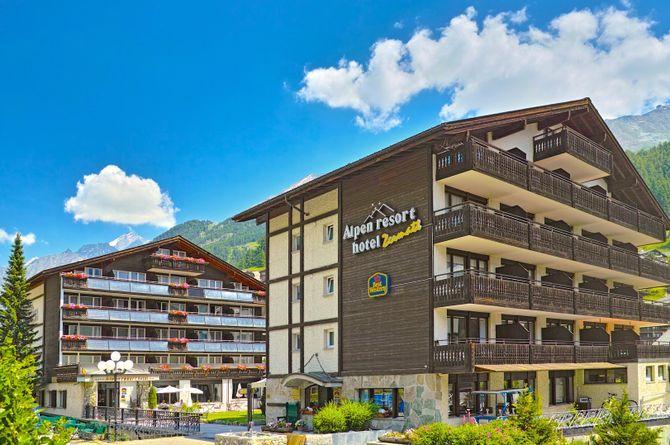 Alpen Resort Hotel, Haut-Valais