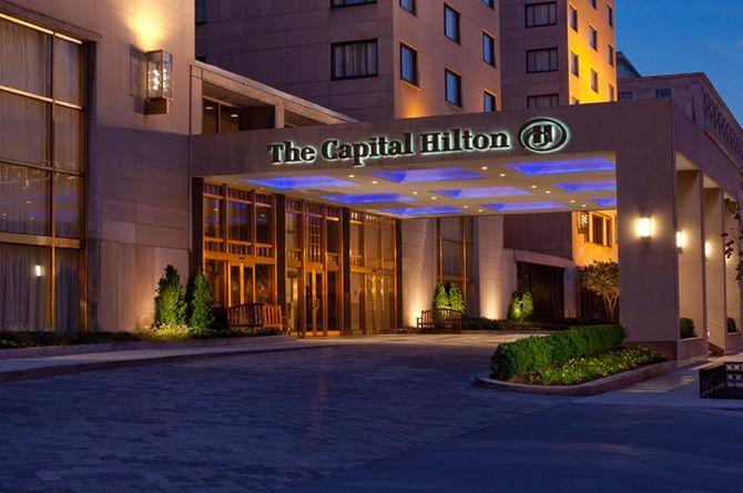Capital Hilton, Washington D.C.