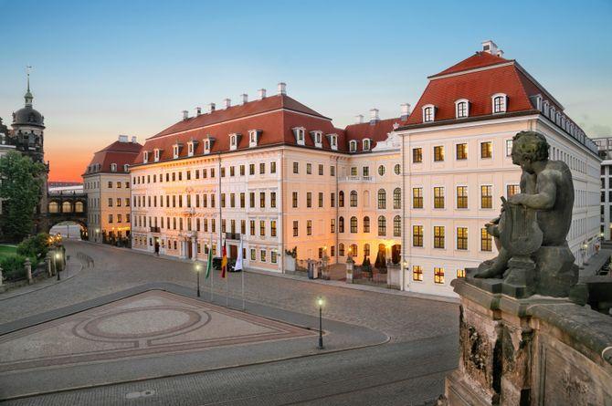 Hotel Taschenbergpalais Kempinski Dresden, Dresden