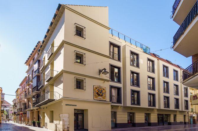 Exe Málaga Museos, Andalousie