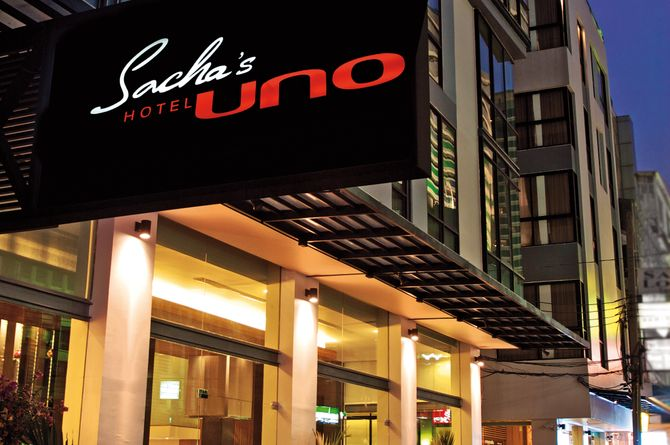 Sacha's Hotel UNO, Bangkok