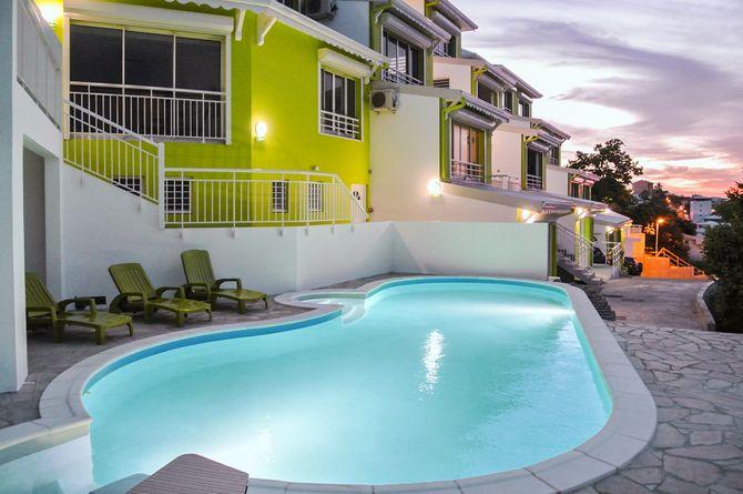 Villa Melissa, Martinique
