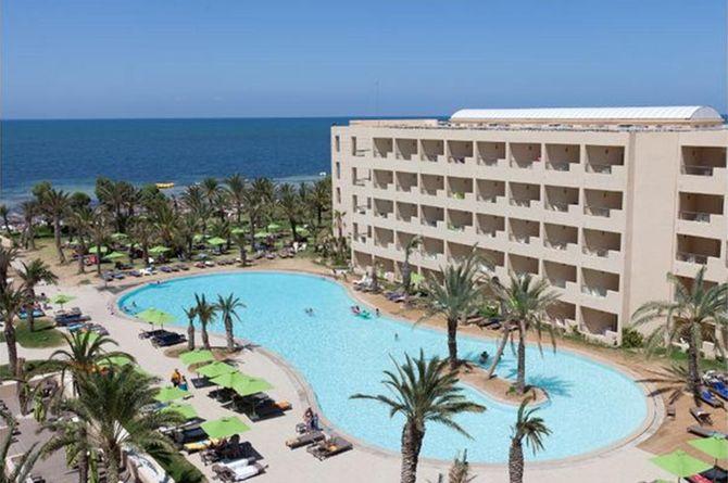 Vincci Rosa Beach, Nord de la Tunisie