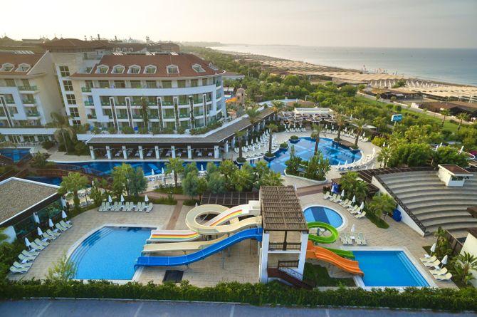 Sunis Evren Beach Resort Hotel & SPA, Antalya & Umgebung