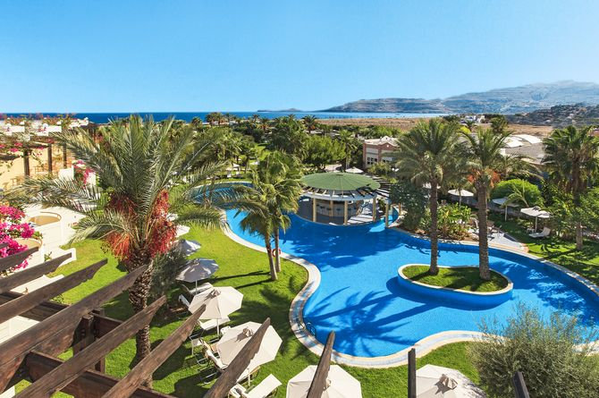 Atrium Palace Thalasso Spa Resort & Villas, Rhodes