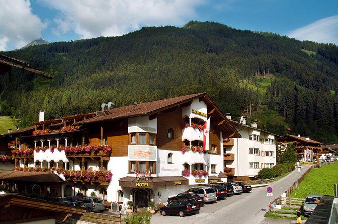Hotel Brennerspitz - Sommer inkl. Bergbahnen, Tirol