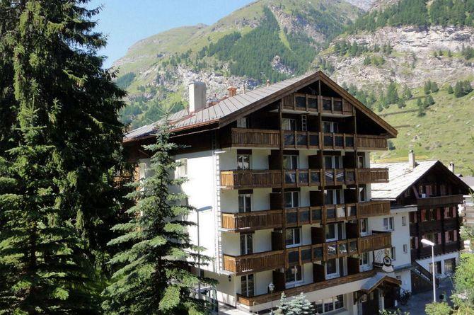 Hôtel Holiday, Haut-Valais