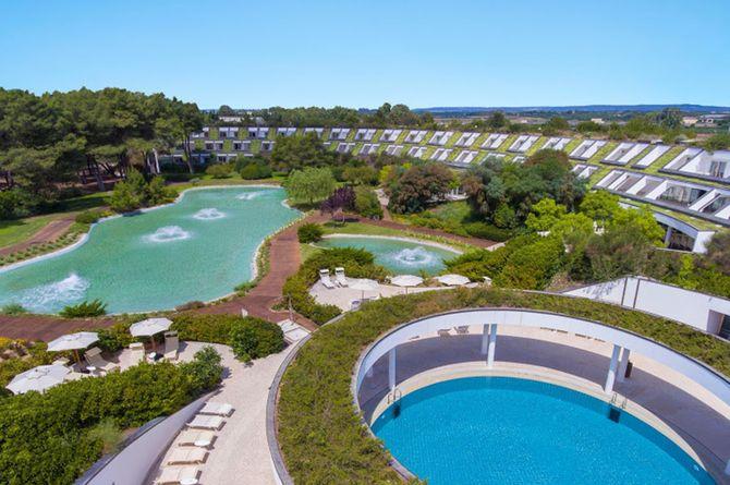 Kalidria Thalasso Spa Resort, Provinzen Brindisi & Tarent