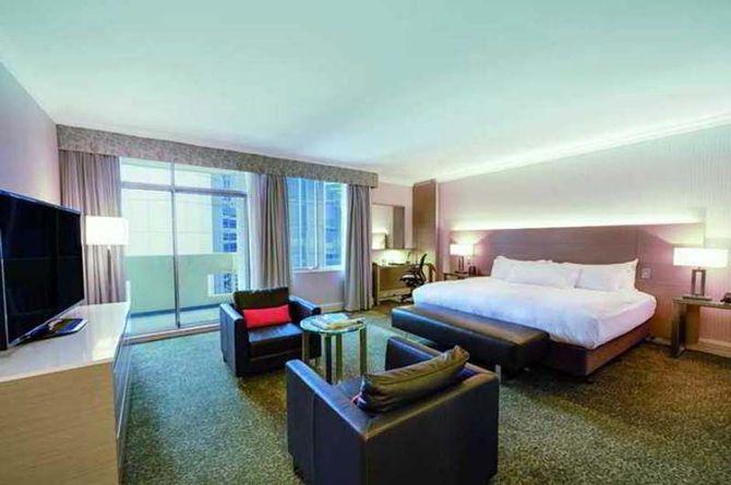 Parmelia Hilton Perth Hotel, Perth