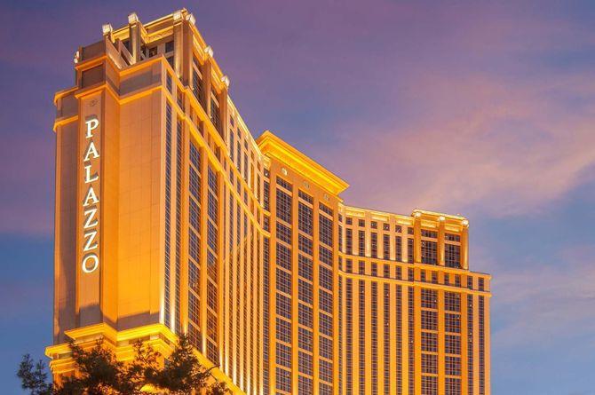 The Palazzo Resort Hotel Casino, Las Vegas
