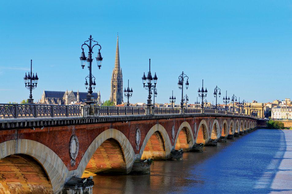 Bordeaux / Pont de Pierre