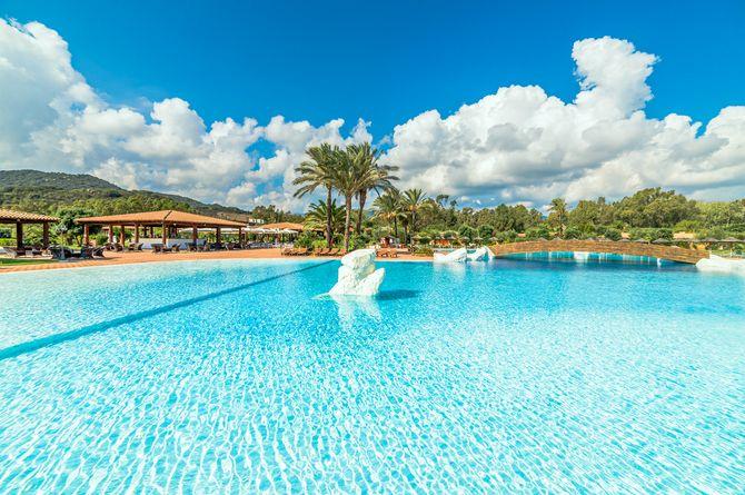Garden Beach Hotel & Resort, Sud de la Sardaigne (Cagliari)