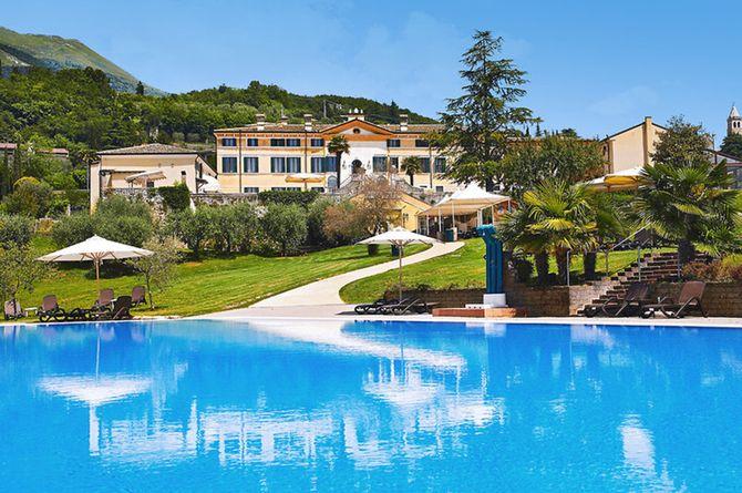 Villa Cariola, Garda & environs