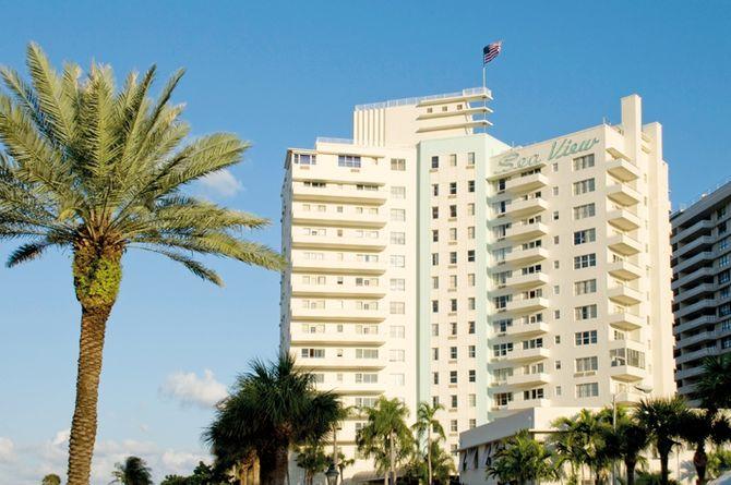 The Sea View Hotel, Miami