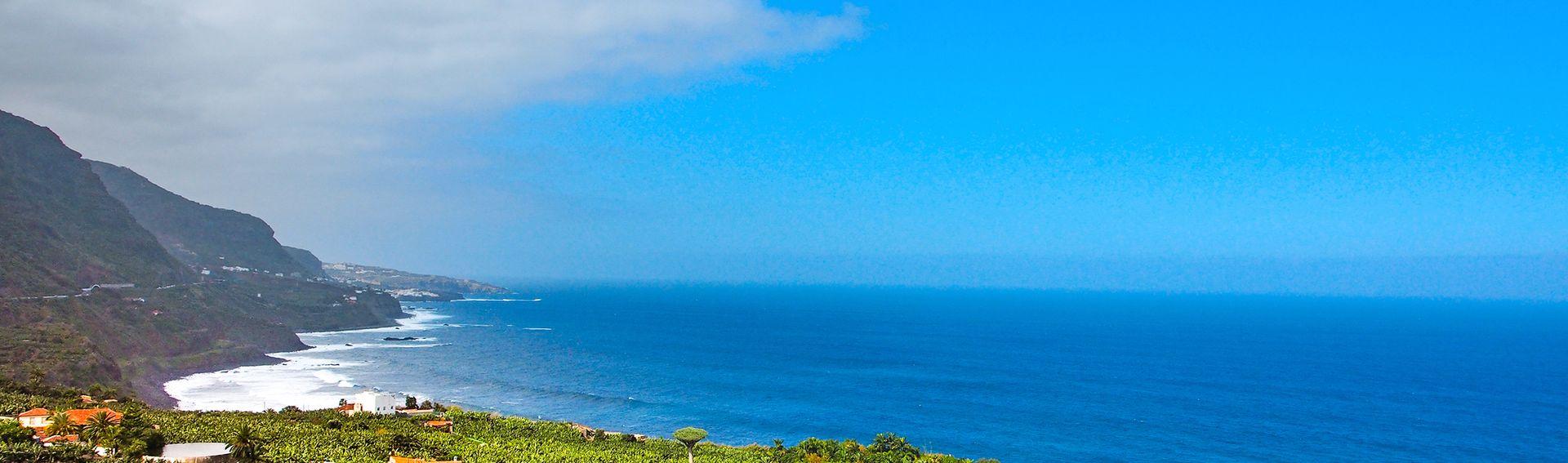 Nordküste Teneriffa