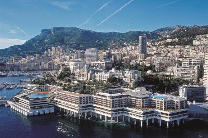 Fairmont Monte Carlo, Nice & ses environs (Côte d'Azur - Midi de la France)