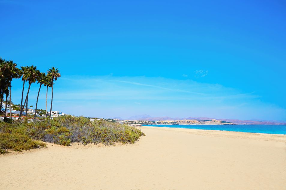Vacances balnéaires à Costa Calma