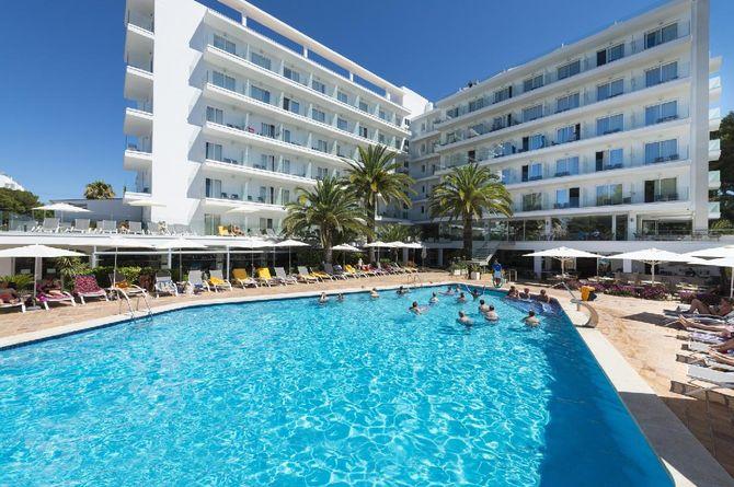 Allsun Hotel Cristobal Colon, Mallorca