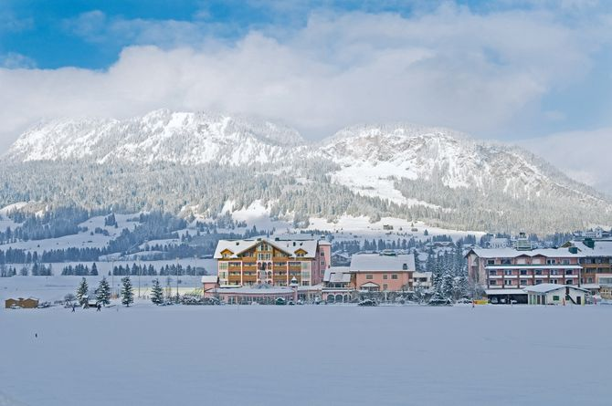 Hôtel ...liebes Rot-Flüh, Tyrol