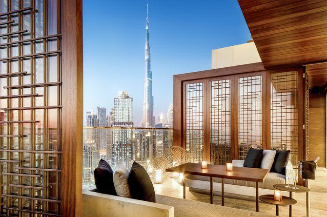 Renaissance Downtown Hotel, Dubai, Dubaï