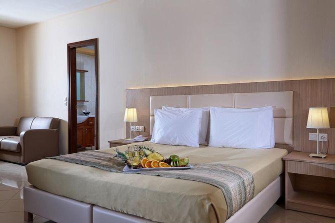 St. Constantin Hotel, Crète