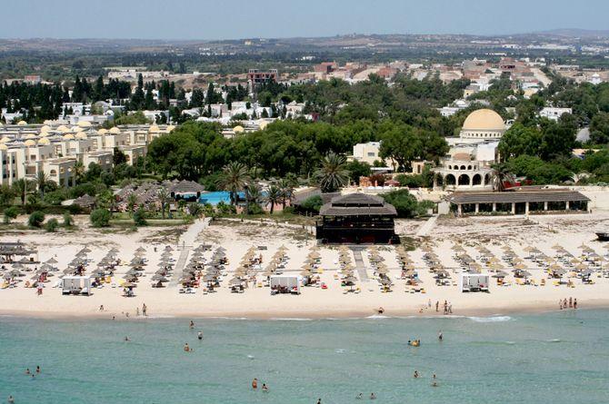 Africa Jade Thalasso, Nord de la Tunisie