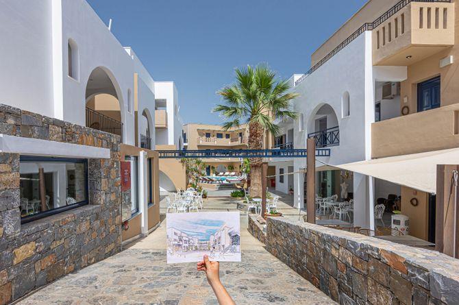 Residence Villas, Kreta