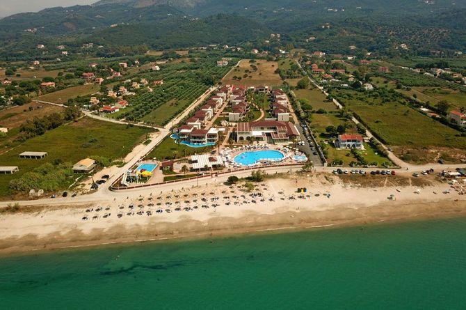Almyros Beach, Korfu