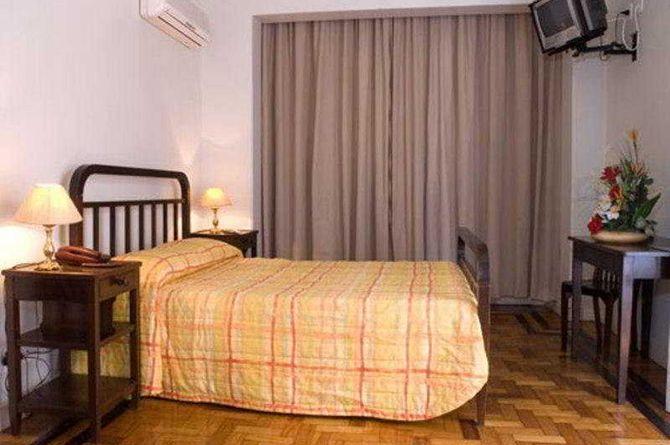 Hotel Monte Alegre, Rio de Janeiro