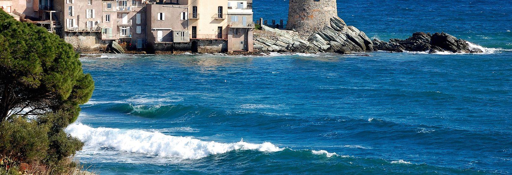 Corse - côte est