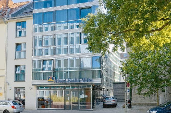 Best Western Hotel Berlin Mitte, Berlin