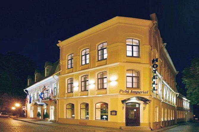 Baltic Hotel Imperial, Tallinn