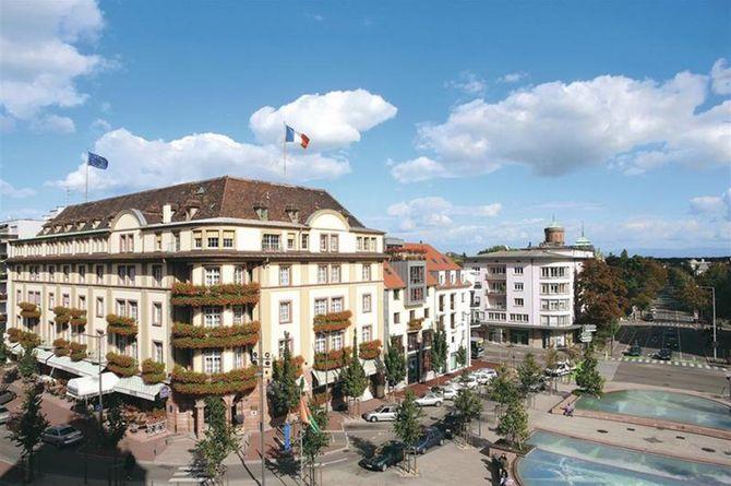 Best Western Grand Hôtel Bristol, Colmar