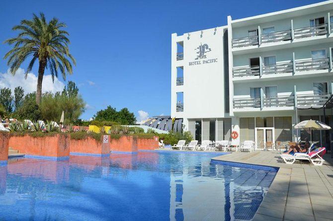 Azuline Pacific Hotel, Ibiza