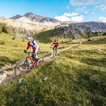 Erlebnisreiche Bike-Ferien