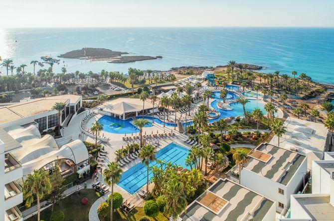 Adams Beach Hotel, Zypern