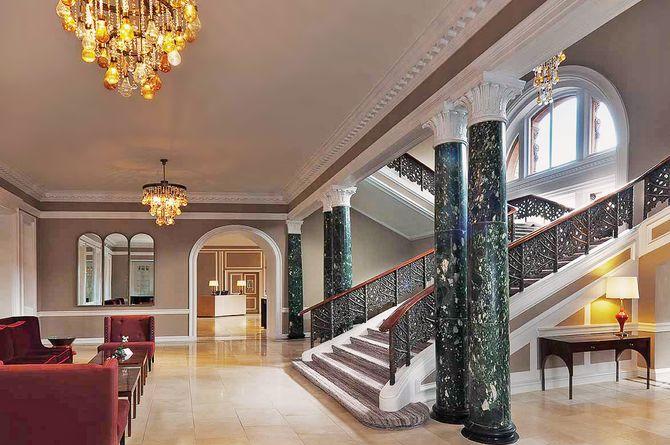 Waldorf Astoria – The Caledonian, Édimbourg