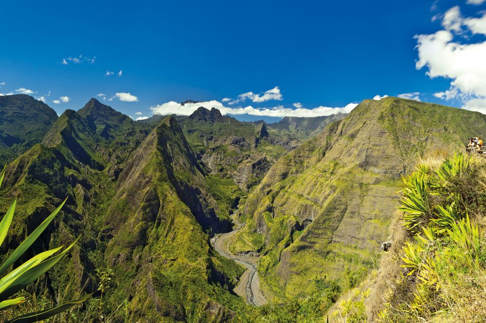La Réunion
