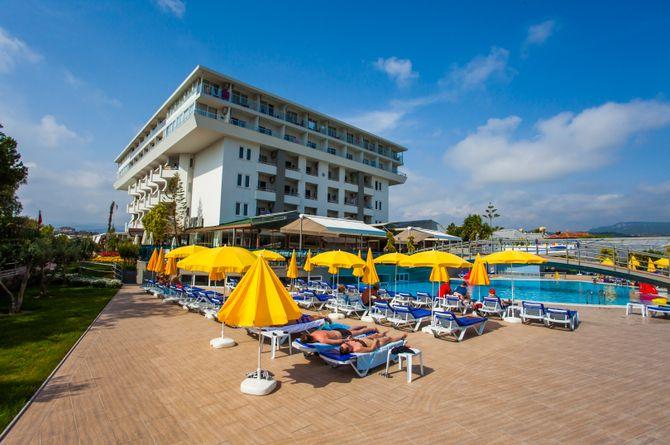 Numa Konaktepe Hotel, Antalya & ses environs
