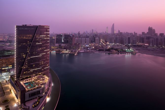 Rosewood Abu Dhabi, Abu Dhabi