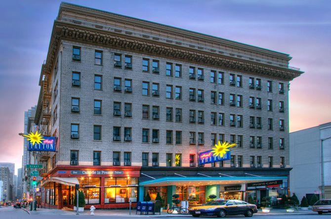 Hotel Triton, San Francisco