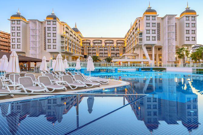 Kirman Sidera Luxury & Spa, Antalya & ses environs